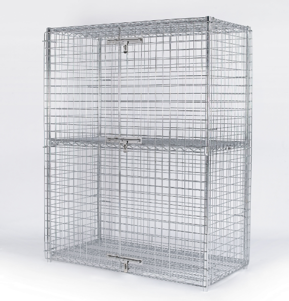 security storage liquor cage