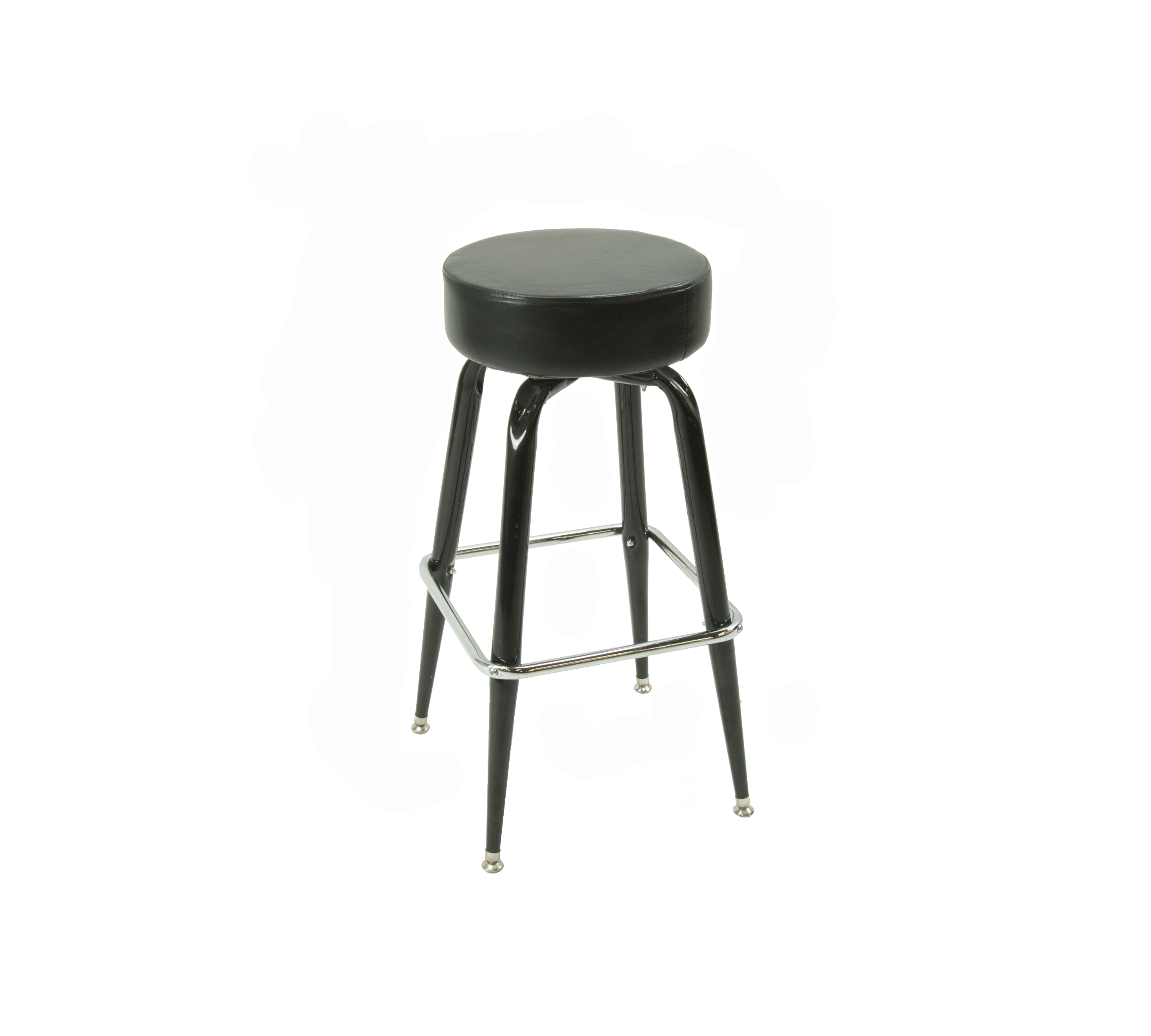 Chrome Double Ring Bar stoolsChrome Bar stools with  : SR 11 from www.equipmenthouse.com size 2934 x 2640 png 1050kB