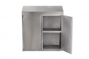 commercial storage wall cabinet