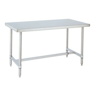 stainless-steel-commercial-open-base-table-h-frame